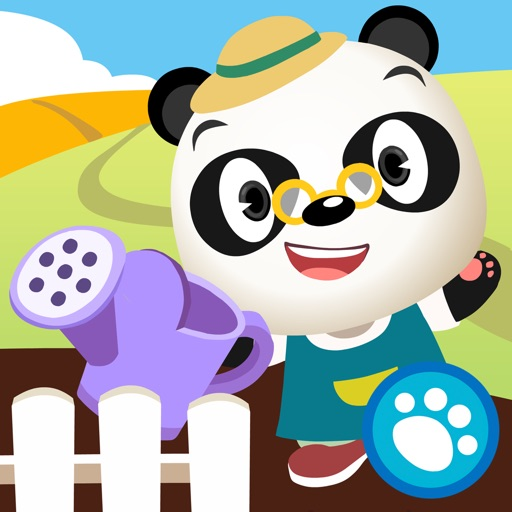 Dr. Panda Veggie Garden