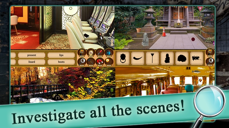 Hidden Object Game: Blackstone screenshot-3