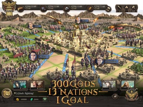 Immortal Conquest-War Strategy screenshot 6