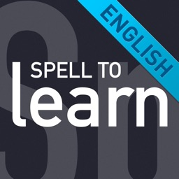 Spell to Learn - The English Language Spelling and Vocabulary Trainer