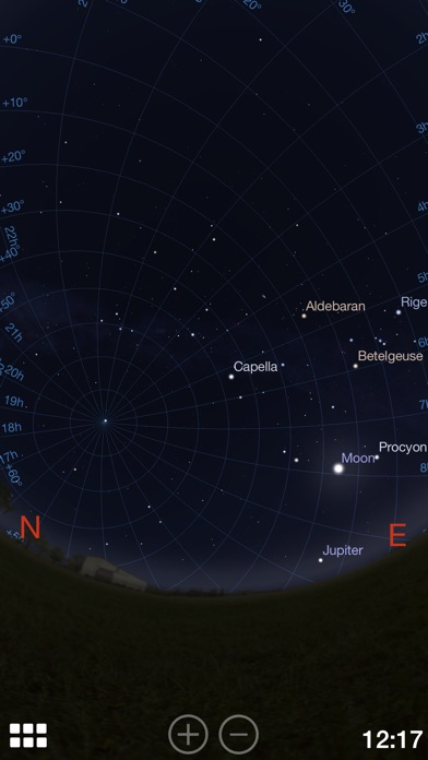 download Stellarium Mobile Sky Map apps 0