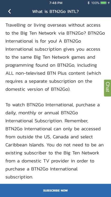 BTN2Go International screenshot-9