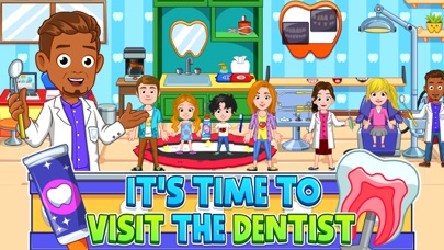 My City : Dentist Visit screenshot 2