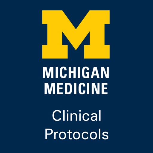 Download Clinical Protocols free for iPhone, iPod and iPad