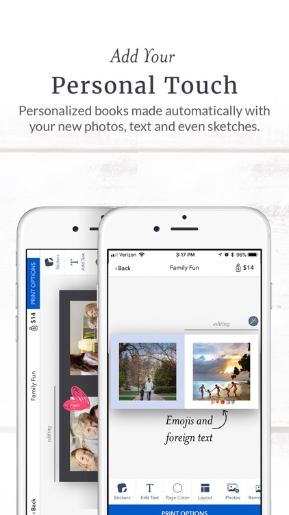 Premium Photo Books by Nowvel screenshot-3