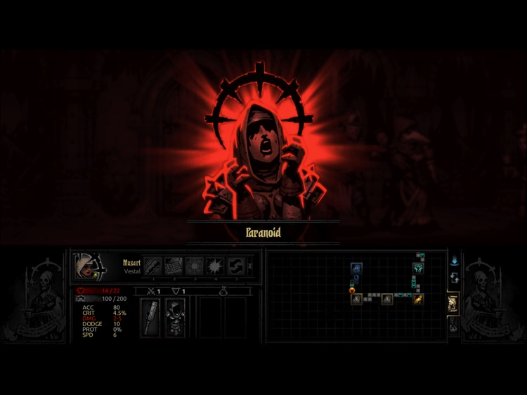 Darkest Dungeon:Tablet Edition screenshot-4