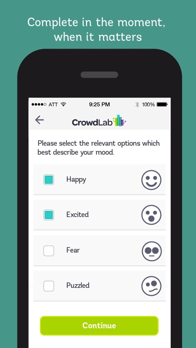 CrowdLabのスクリーンショット3
