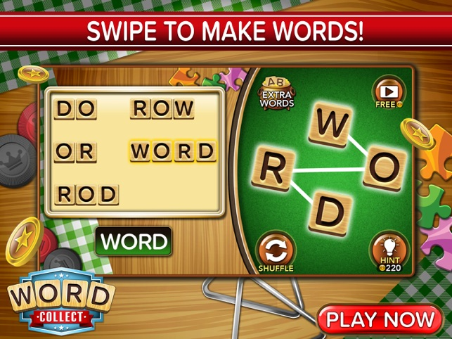 download free words games