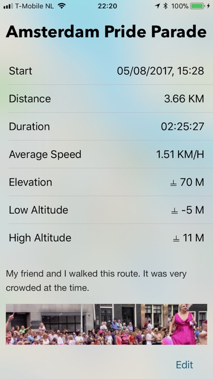 Traces GPS Tracker