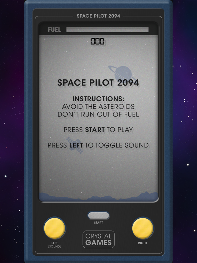 Space Pilot 2094 Screenshot