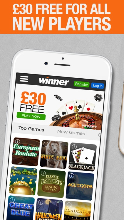 Winner Casino Games Slots By Pt Entertainment Services