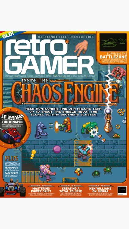 Retro Gamer Official Magazine