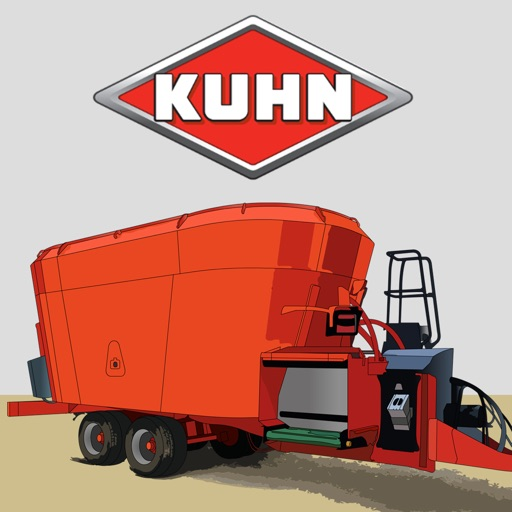 KUHN - Click&Mix free software for iPhone and iPad