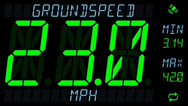 Groundspeed