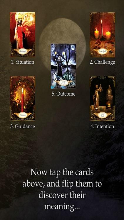 Goddess Enchantment Oracle screenshot-4