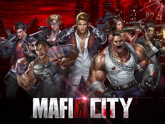 Mafia City: War of Underworld на iPad