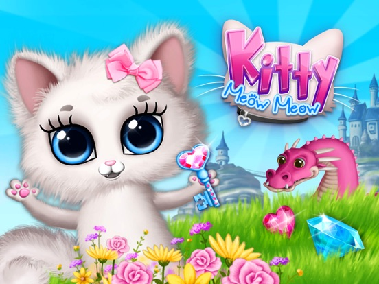 Kitty Meow Meow My Cute Cat screenshot 6