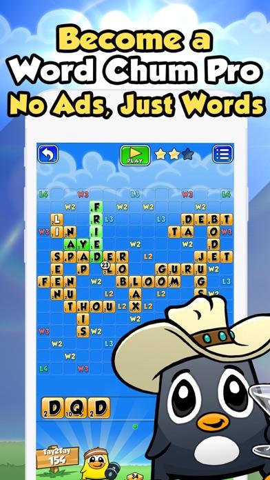Word Chums screenshot1