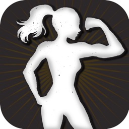 Female Workout Fitness Trainer