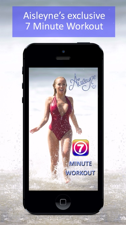 Aisleyne 7 Minute Workout