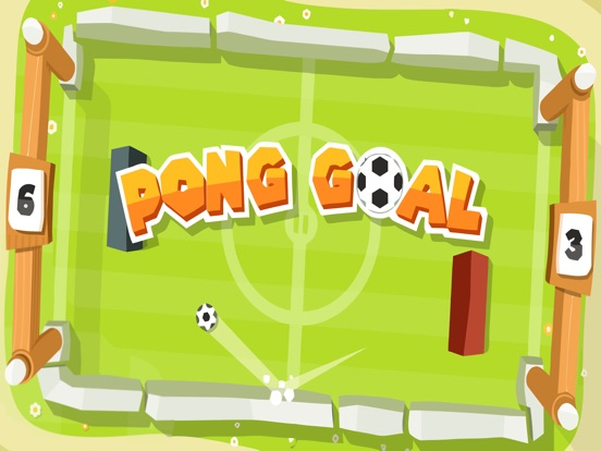 Pong Goal screenshot 2