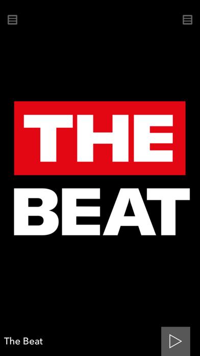 The Beat Radio screenshot one
