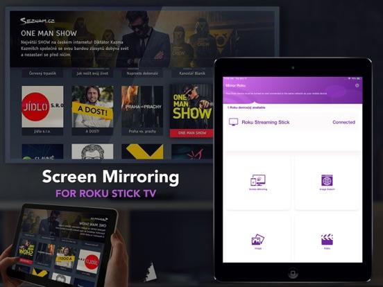 Mirror For Roku - Screen Share Screenshots