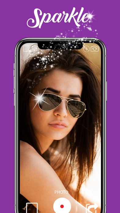 Top 10 Apps like Sparkle Effects - Glitter FX in 2019 for