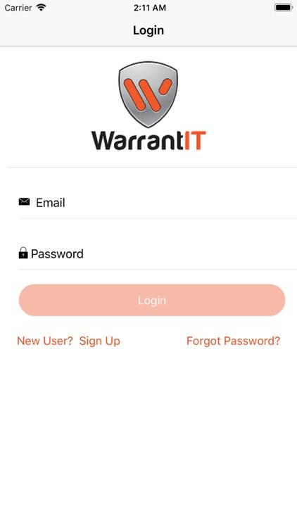 WarrantIT