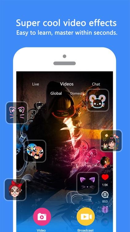 Facecast- Live Stream & Videos