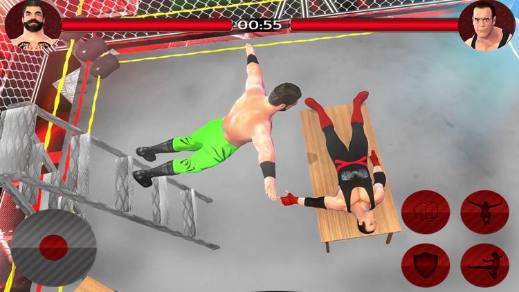 World Wrestling Mayhem Fight screenshot-4