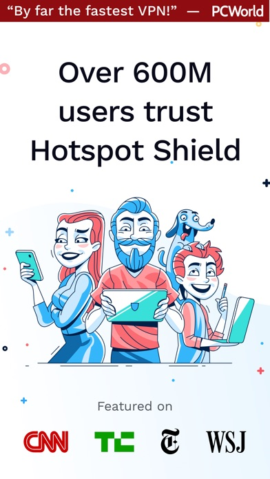 HotspotShield VPN & Wifi Proxy for Windows