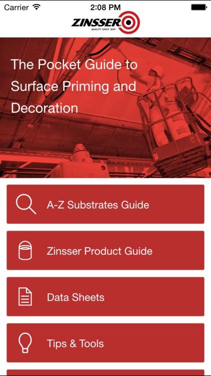 Zinsser Pocket Guide