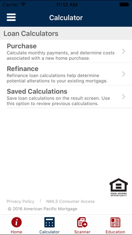 Military Home Loans screenshot-1