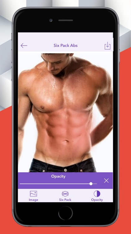 Six pack Abs Photo Maker screenshot-3