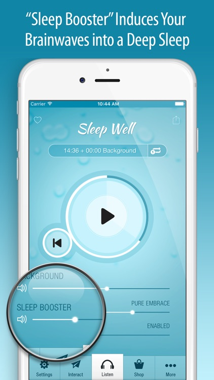 Sleep Well Hypnosis PRO screenshot-3
