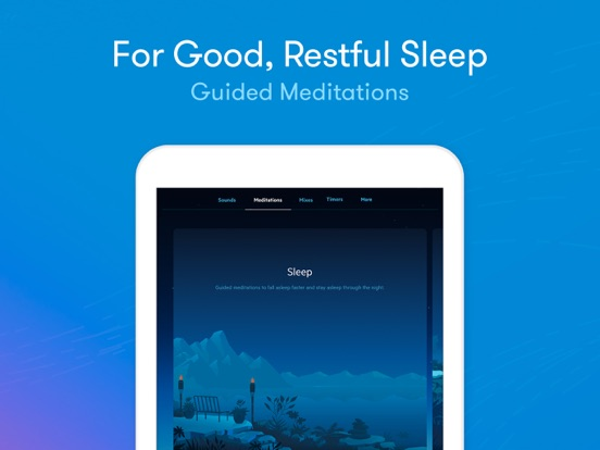 Relax Melodies P: Sleep Sounds Screenshots