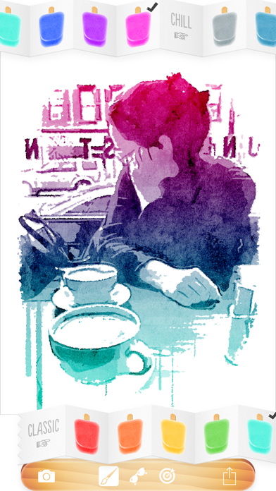 Popsicolor review screenshots