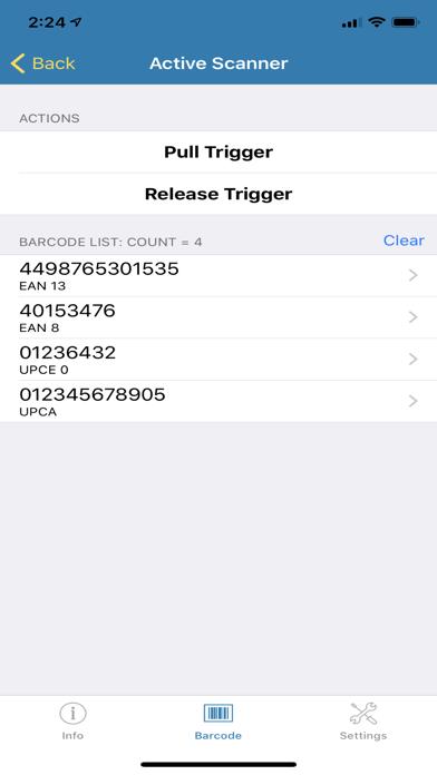 Zebra Scanner Control by Zebra Technologies Corporation (iOS