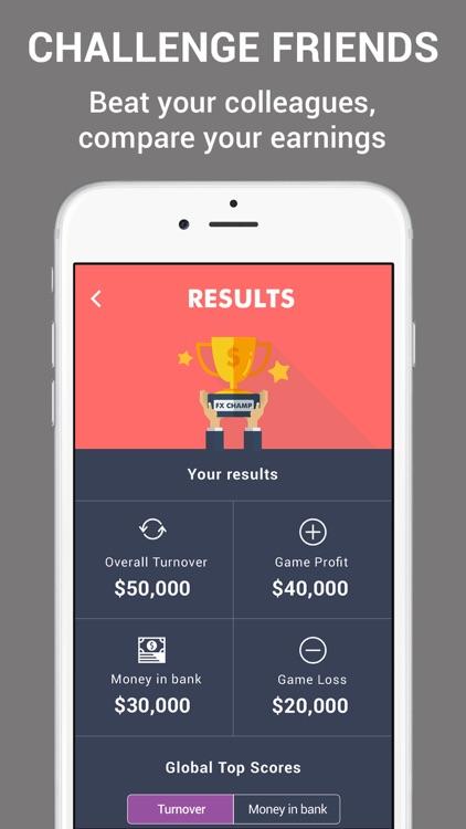 Forex Hero – trading game screenshot-4