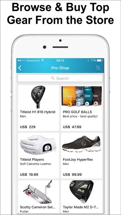 The Match Player Golf App screenshot-3