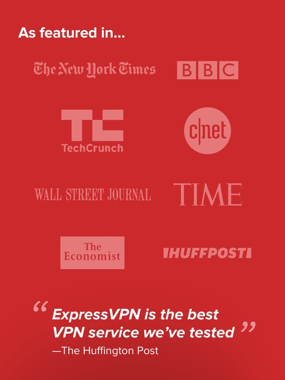 ExpressVPN - #1 Trusted VPN IPA Cracked for iOS Free Download