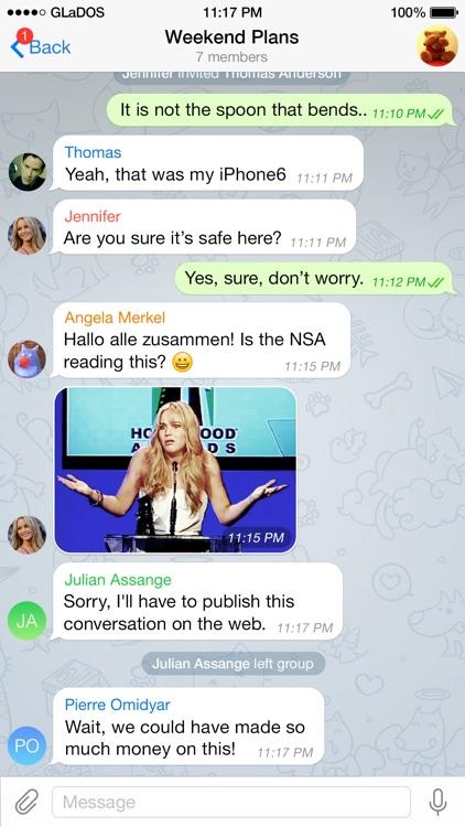 Telegram Messenger screenshot-3