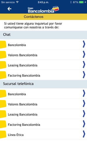 Bancolombia App Personas On The App Store