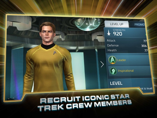 Star Trek Fleet Command screenshot #2