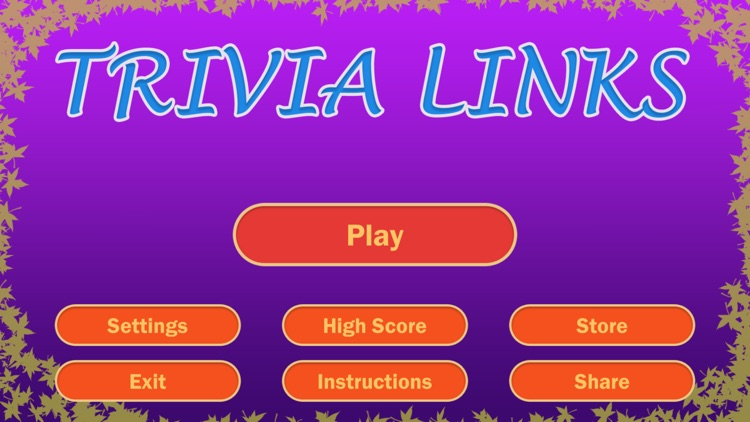Trivia Links screenshot-0
