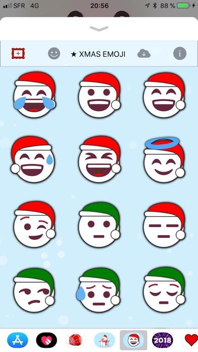 クリスマス絵文字 • Stickersのスクリーンショット2