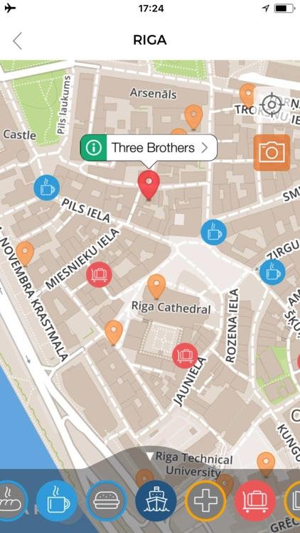Riga Travel Guide Offline screenshot-4
