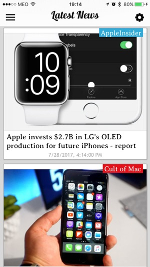 iGeeky - Gadget News and Tech Updates on the App Store