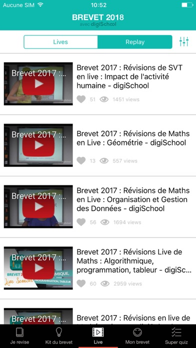 download Brevet 2018 avec digiSchool apps 4